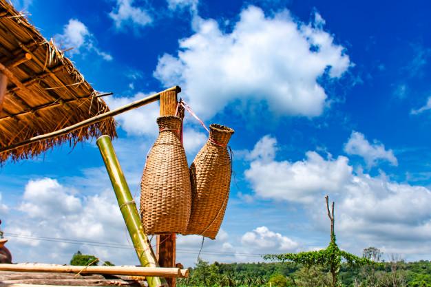 Giv terrassen et ansigtsløft med bambus møbler