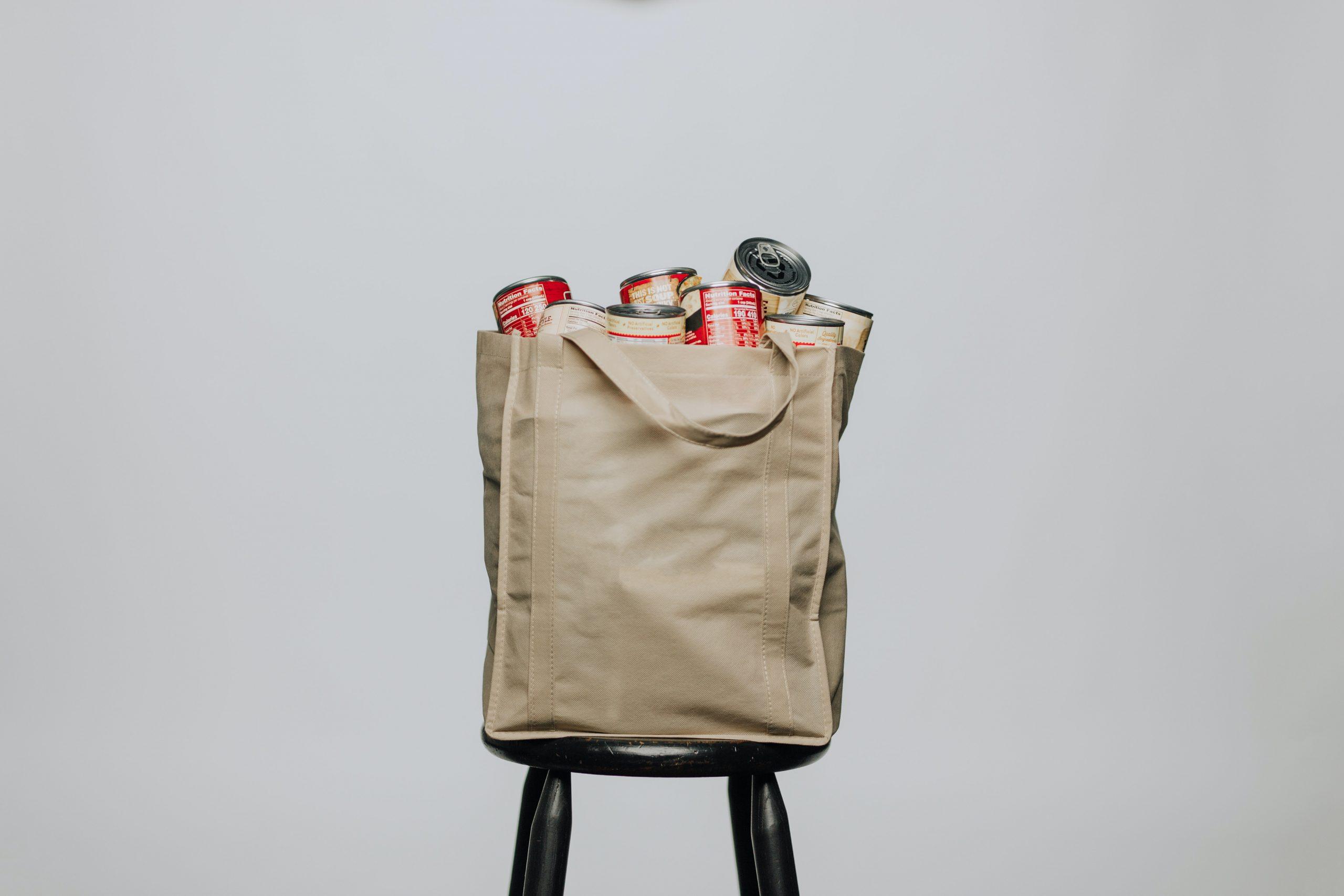 Gør reklame for din virksomhed med smarte muleposer med tryk og logo