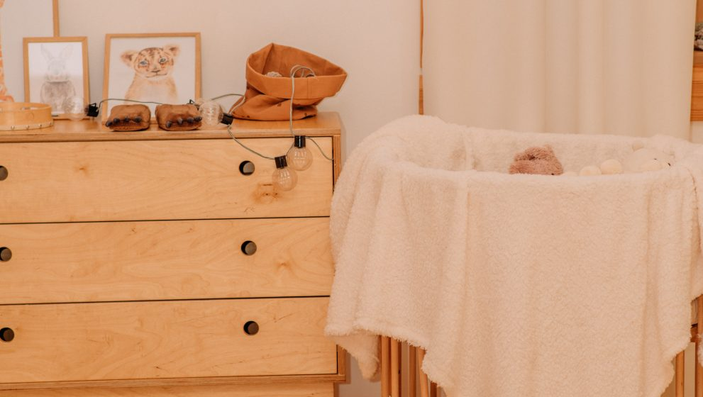 Mangler du en sengehimmel til baby?